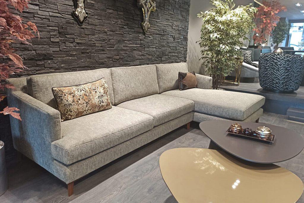 Custom corner sofa models