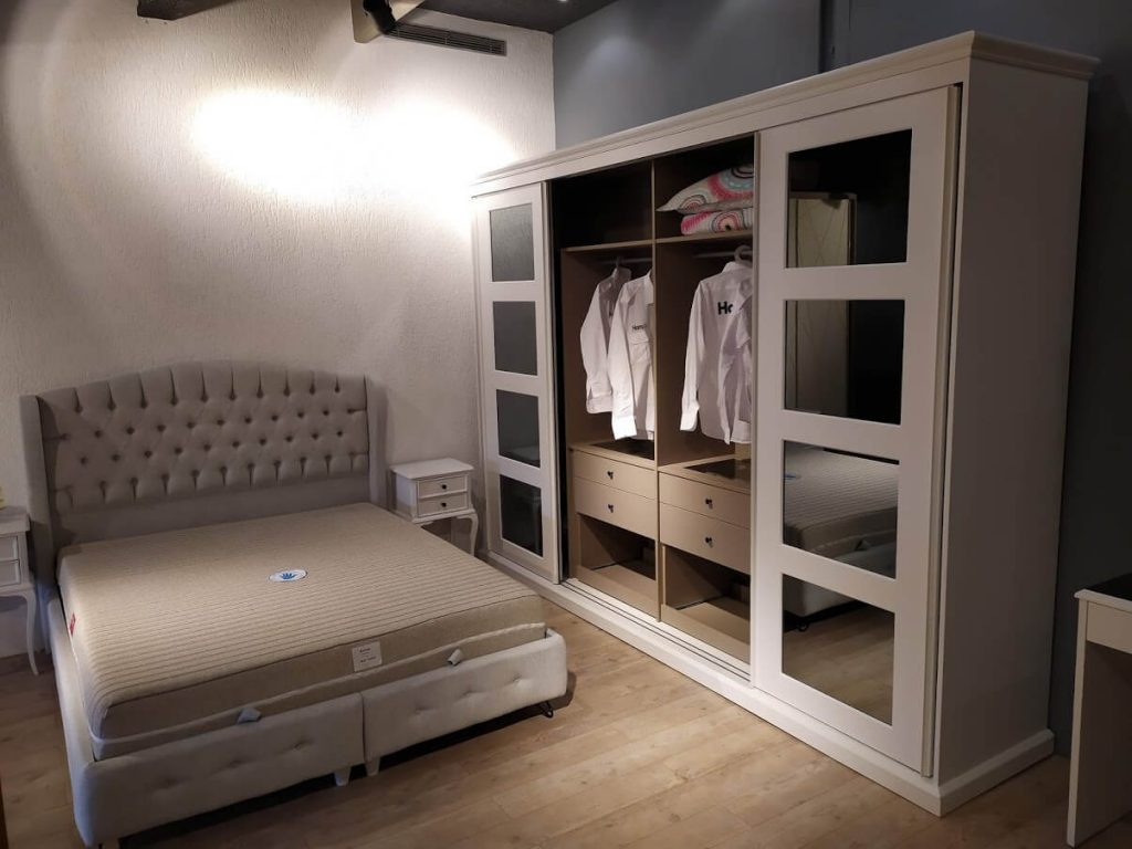 Bespoke custom bedroom furniture