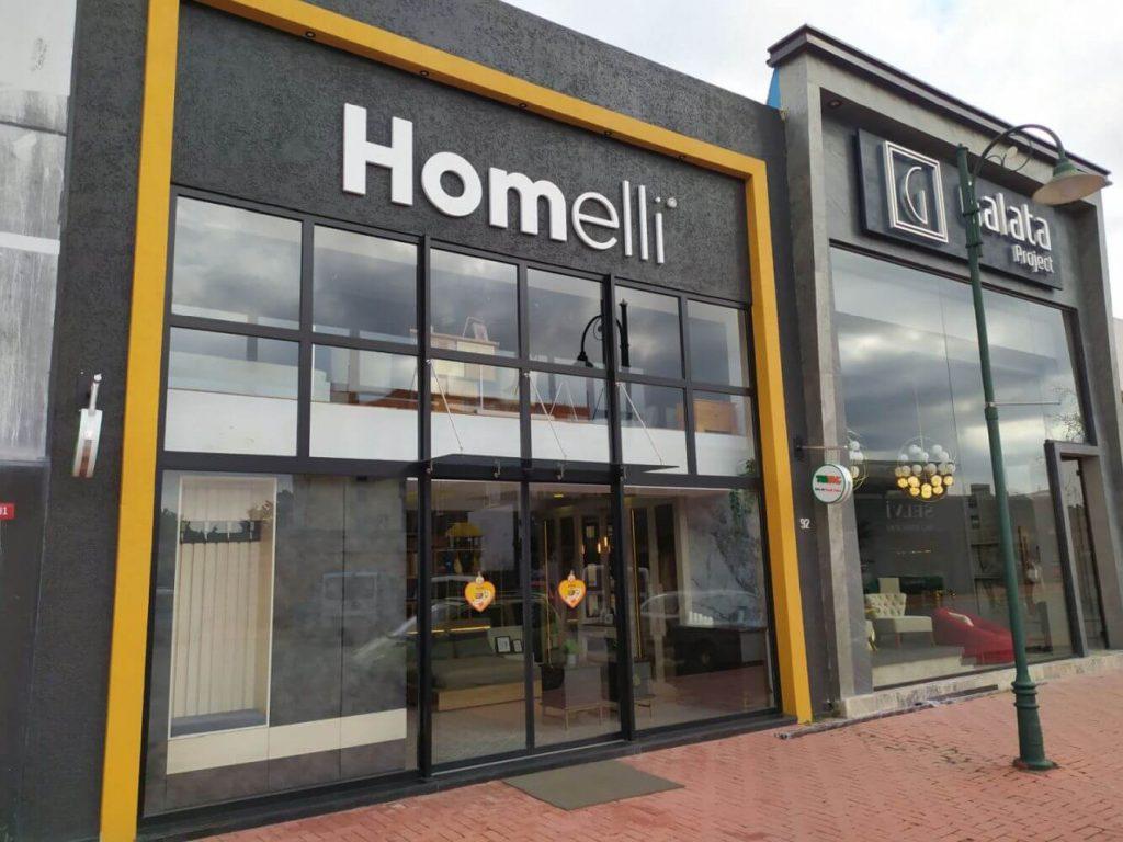 Homelli modoko shop