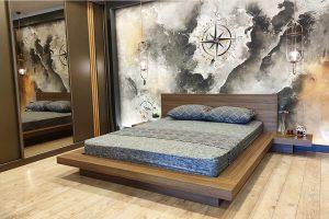 Lugo laminated low bed models 2021